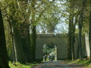 25th Apr 2018 - The gateway to Croft Castle...