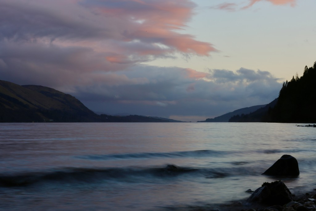 112/365 - Sunset over Loch Lochy by wag864