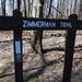 Yep, Part of the Buckeye Trail