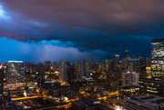 2nd May 2018 - Thunderstorm Warning Tonight