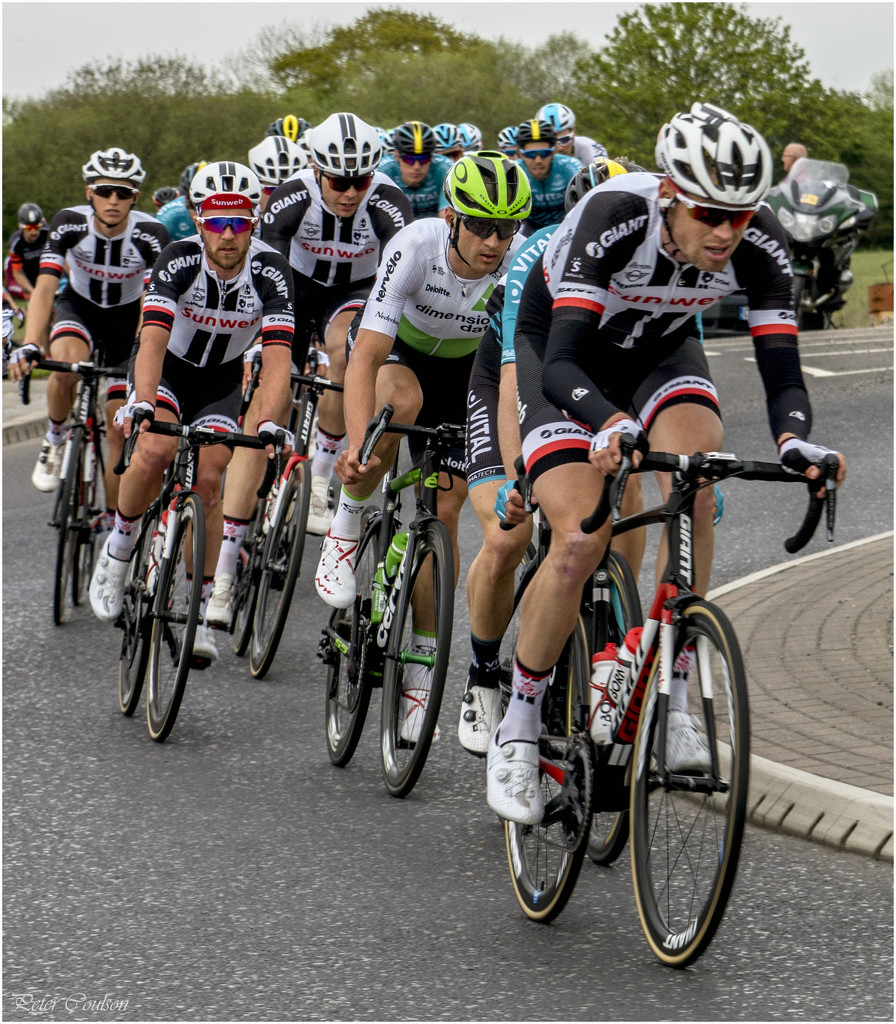The Peloton by pcoulson