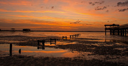 3rd May 2018 - Sunset at Low Tide!