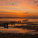 Sunset at Low Tide! by rickster549