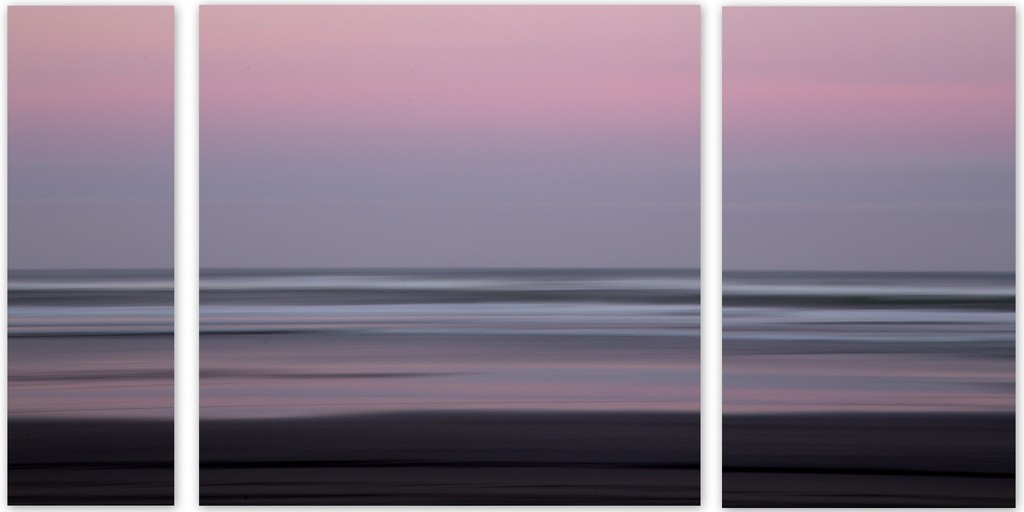 Triptych practice by dide
