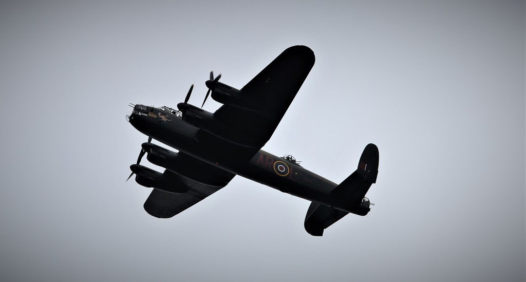 BBMF Avro Lancaster by phil_sandford