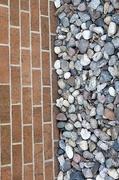 7th May 2018 - Half brick, half rocks