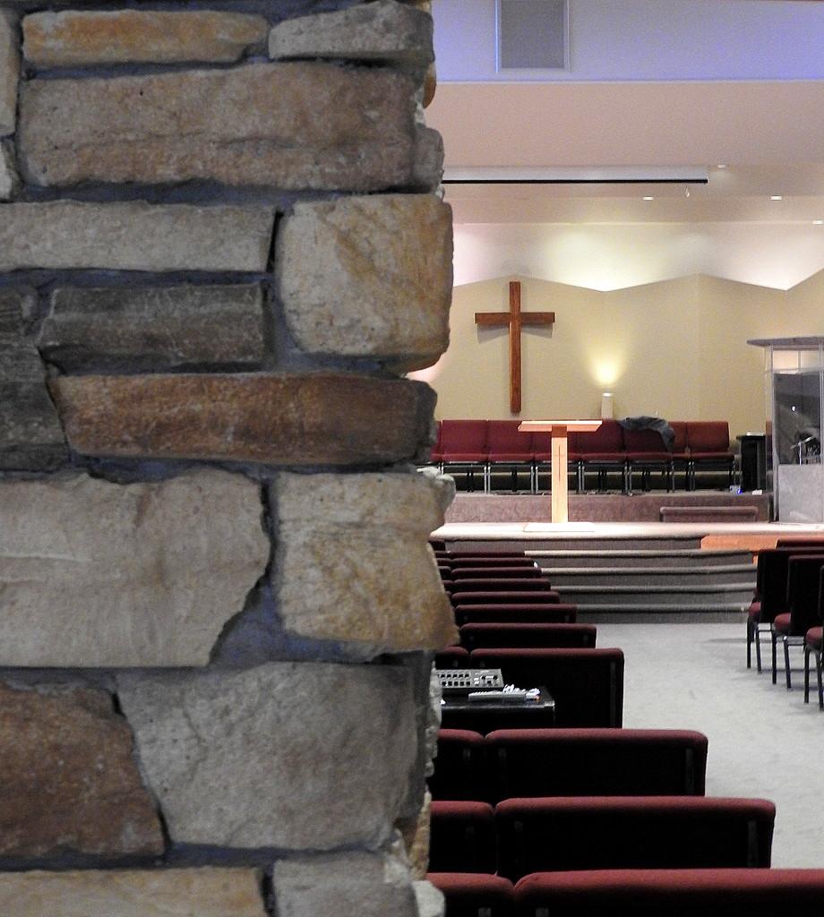Half and half church by homeschoolmom