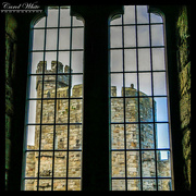 5th May 2018 - Through The Window,Caernarfon Castle