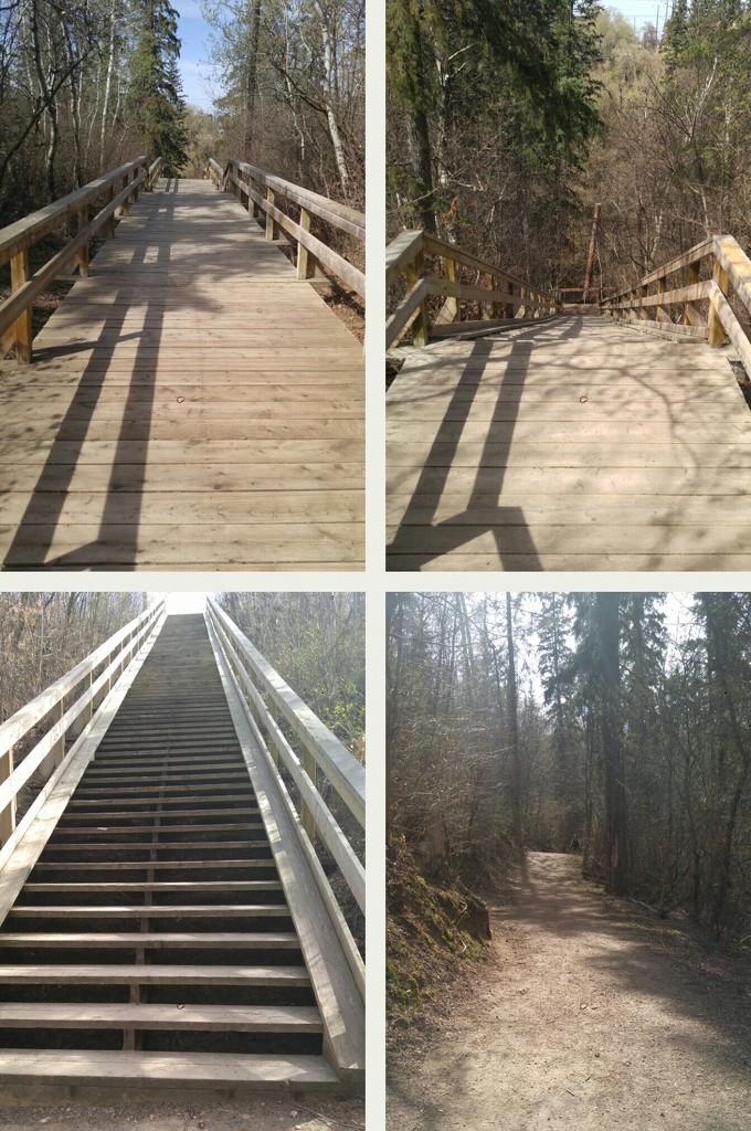 Saturday's Steps by bkbinthecity