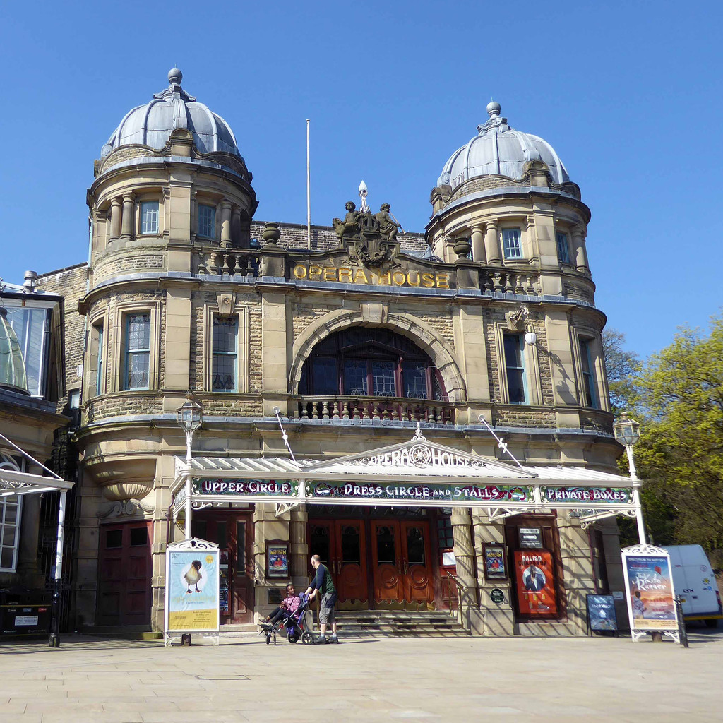 Buxton Opera House by cmp