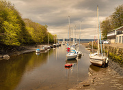 7th May 2018 - Cramond Harbour