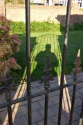 8th May 2018 - Me and my shadow
