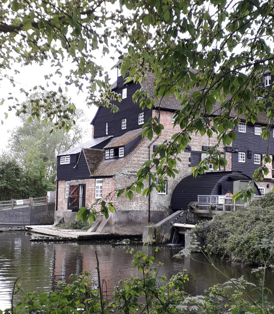 Houghton Mill by mave