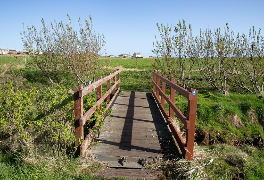Hoswick Bridge by lifeat60degrees