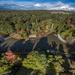 Emerald Lake vertical panorama