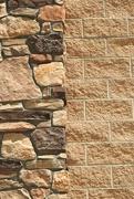 11th May 2018 - Half stone & Half brick