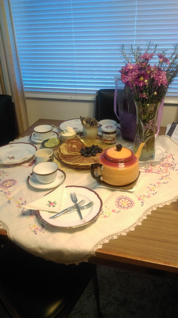 Mother's Day Morning Tea by mozette