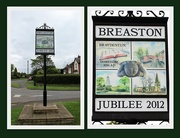 8th May 2018 - Breaston Village Derbyshire