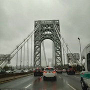 11th May 2018 - George Washington Bridge
