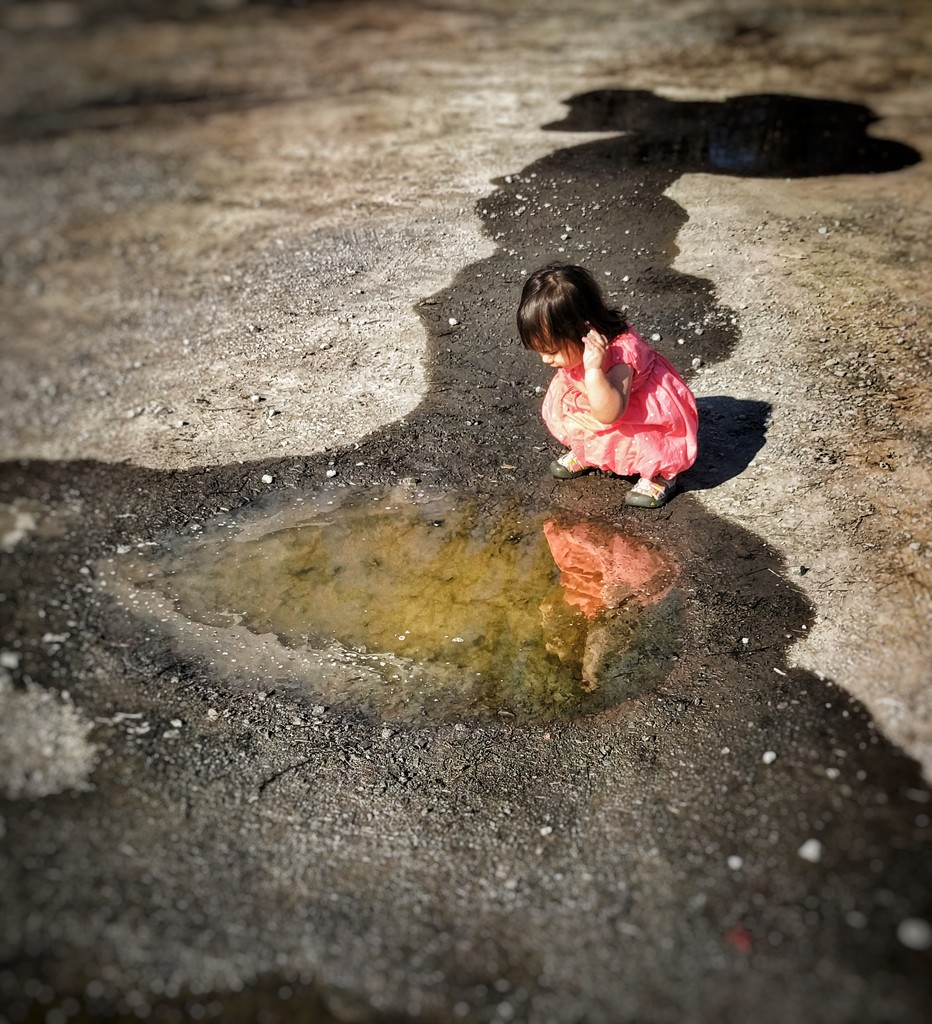 Puddle obsession by adi314