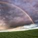 Double Rainbow in the Palouse