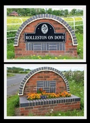 13th May 2018 - Rolleston on Dove Staffordshire  1