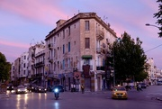 15th May 2018 - Tunis corner at twilight