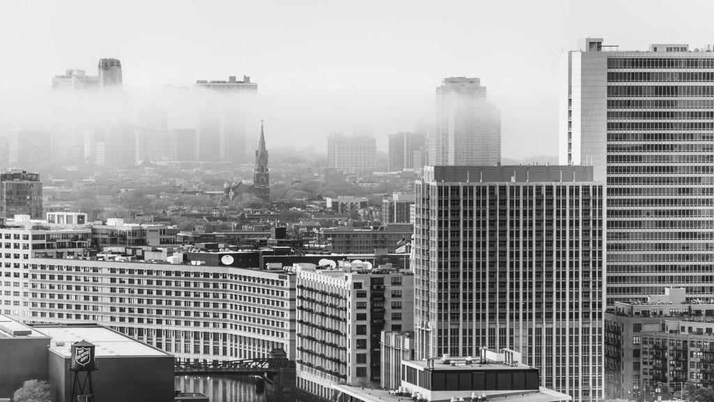 A Foggy Day by taffy