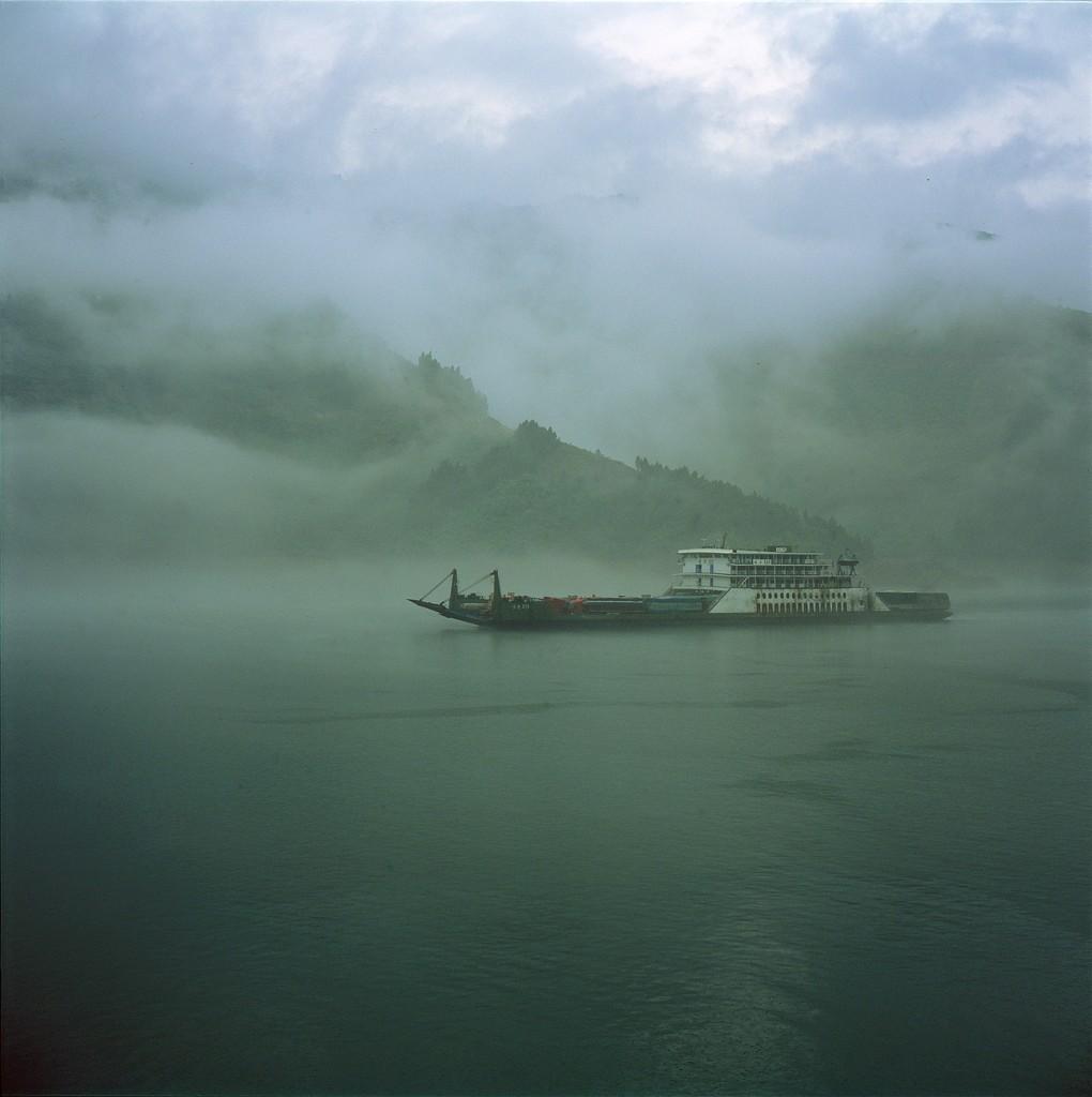 Yangtze mists V by peterdegraaff