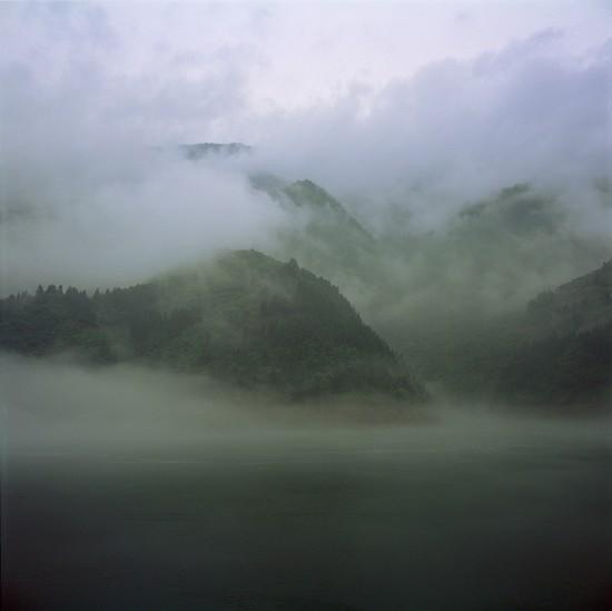 Yangtze mists II by peterdegraaff