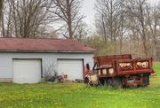 16th May 2018 - Rusty truck