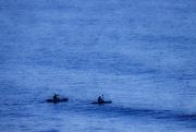 17th May 2018 - paddlers out at dawn