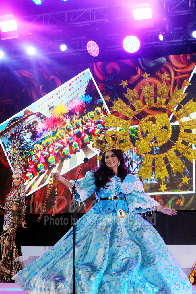 Reyna ng Aliwan 2018 - Zamboanga La Hermosa Festival by iamdencio
