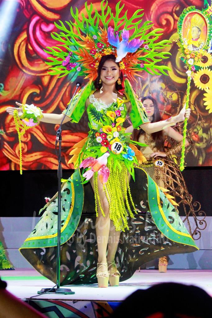 Reyna ng Aliwan 2018 - Halamanan Festival by iamdencio