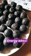 16th May 2018 - Energy bites