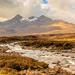 Skye Cuillin Range