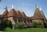 19th May 2018 - former oast houses at Sissinghurst