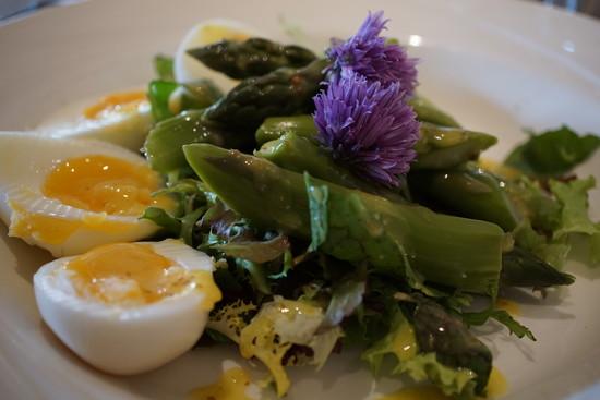 Sissinghurst asparagus.... by quietpurplehaze