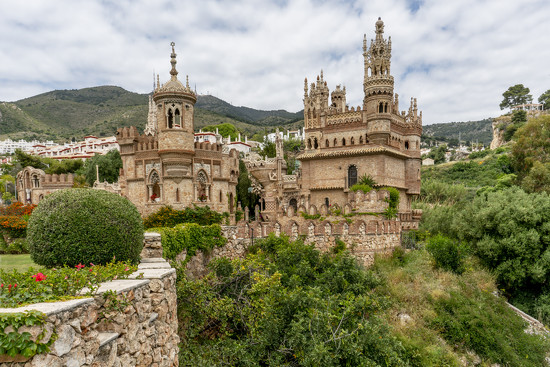Colomares Castle by pcoulson
