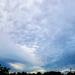 A split sky