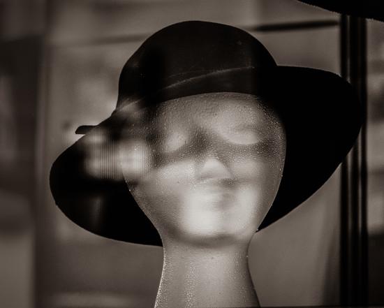 Vivian Maier's Hat by rosiekerr