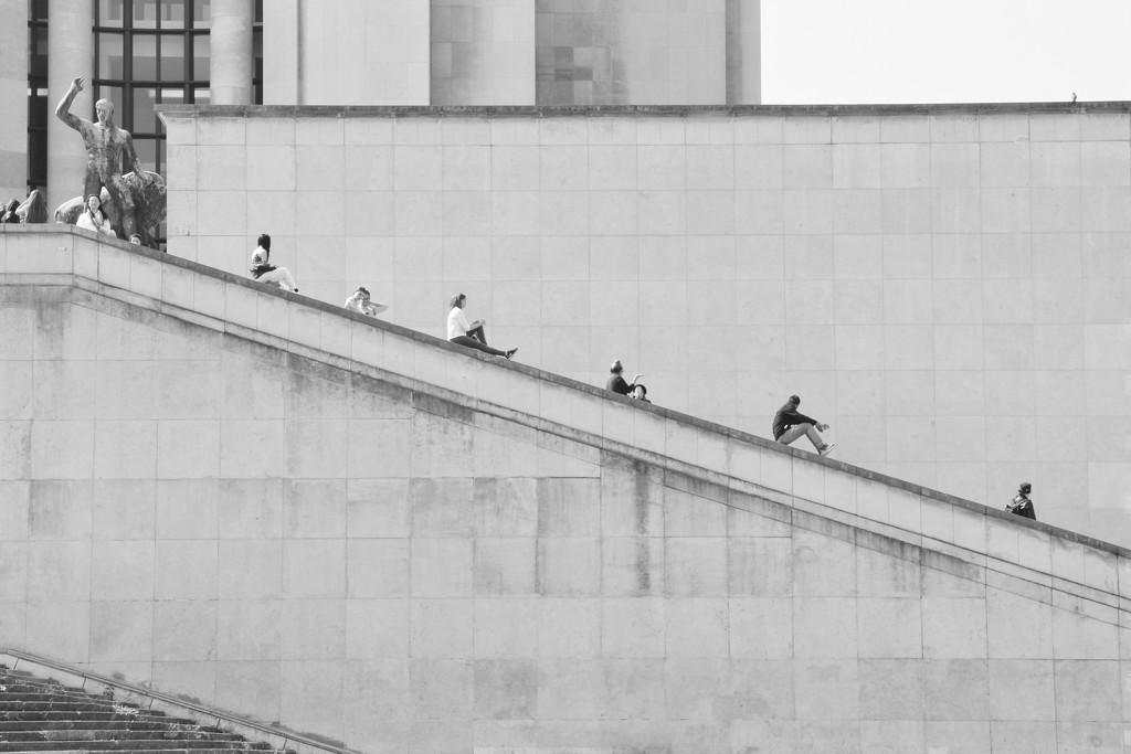 Trocadero Line Up by jamibann