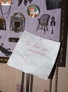 11th Feb 2010 - Love is...saving notes