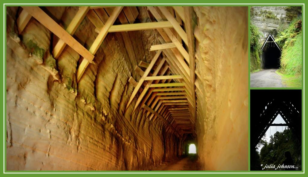 The Tunnel's of Kiwi Road... by julzmaioro