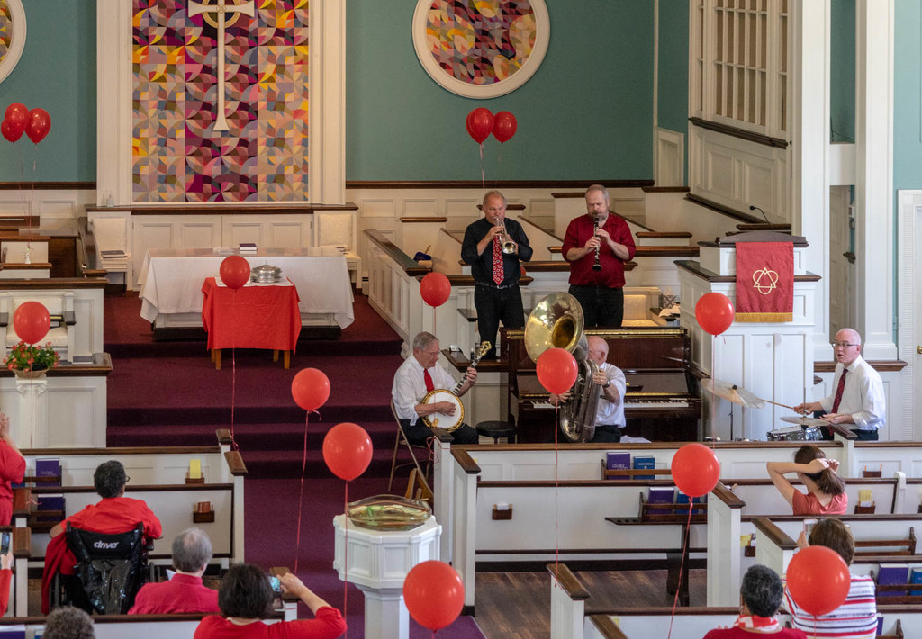 5.21.18  Pentecost by cdonohoue