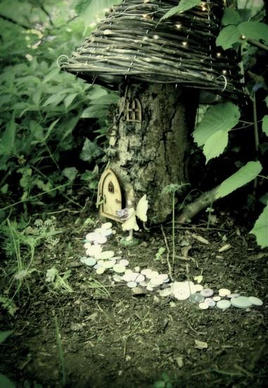 Fairy House by filsie65