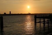 21st May 2018 - Sunset Over The Mersey