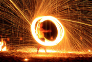 19th May 2018 - Fire Dancer