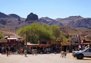 20th May 2018 - a typical day in Oatman