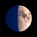Half and Half moon